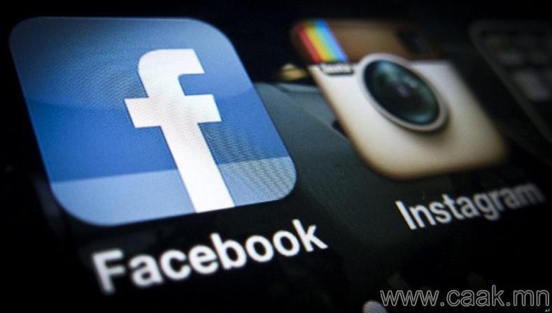 Инстаграмынхаа зургийг фэйсбүүкдээ нийтлэх