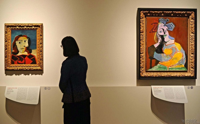 Дора Маар (Dora Maar)- Пабло Пикассогийн урлагийн охин тэнгэр