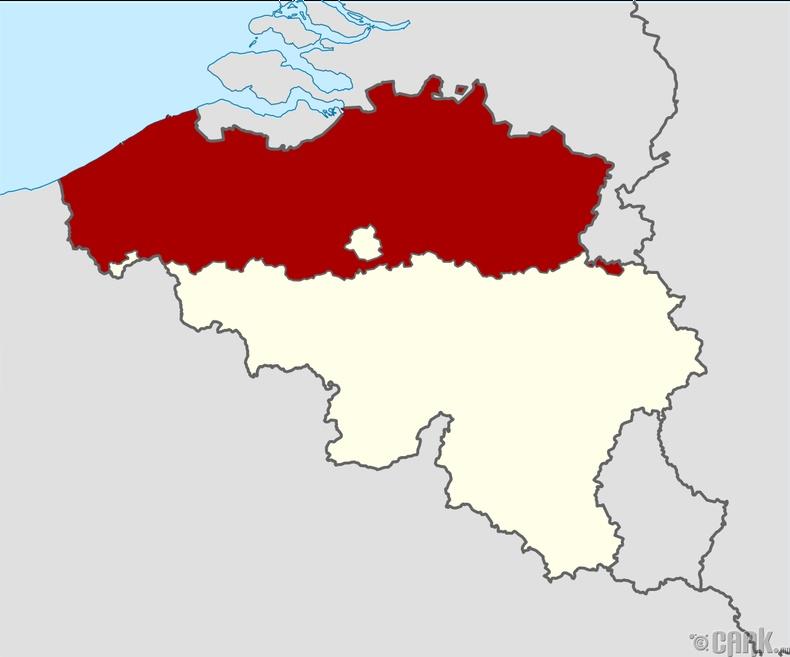 Фламандын Бүгд найрамдах улс