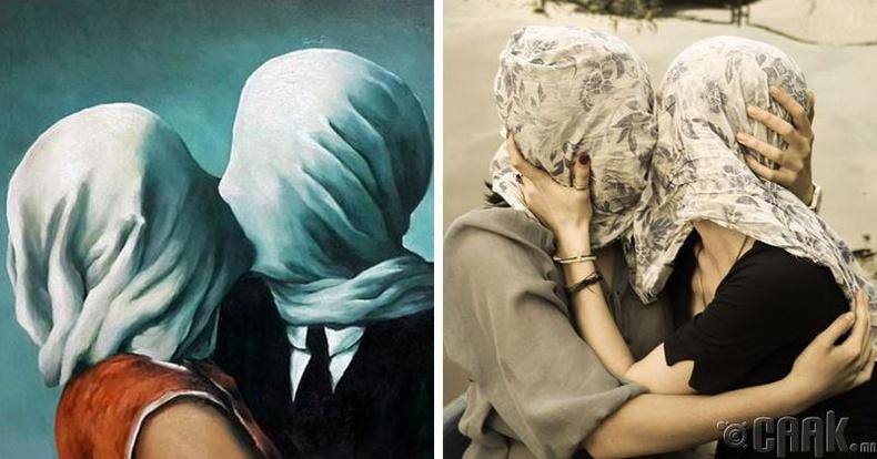 "Рене Магритт (Rene Magritte) ""Хосууд"""