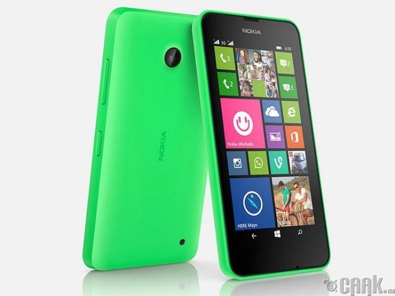 """""""Nokia Lumia 630"""""""