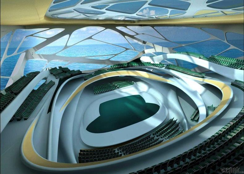 Абу Даби, Урлагийн төв