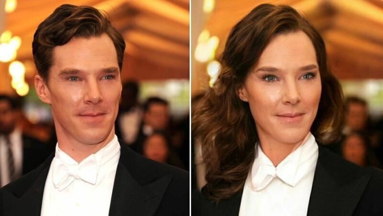 Бенедикт Камбербач (Benedict Cumberbatch)