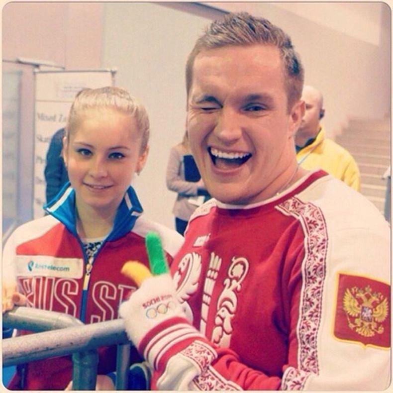 15 настай олимпийн аварга Юлия Липницкая