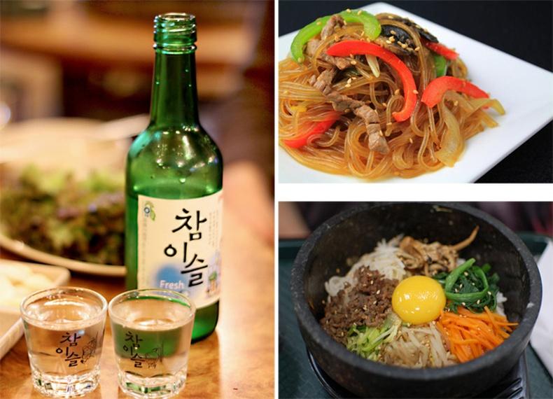 Солонгосын уламжлалт шилдэг хоолнууд