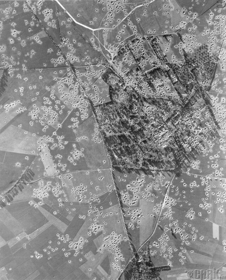 Дэлхийн 1-р дайны анхны тулаан болсон газар, Бовуар тосгон, Франц