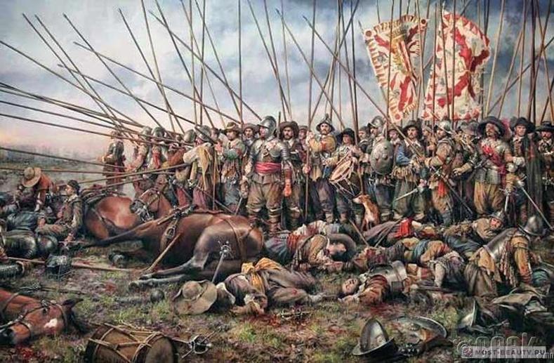 Гучин жилийн дайн (1618-1648)