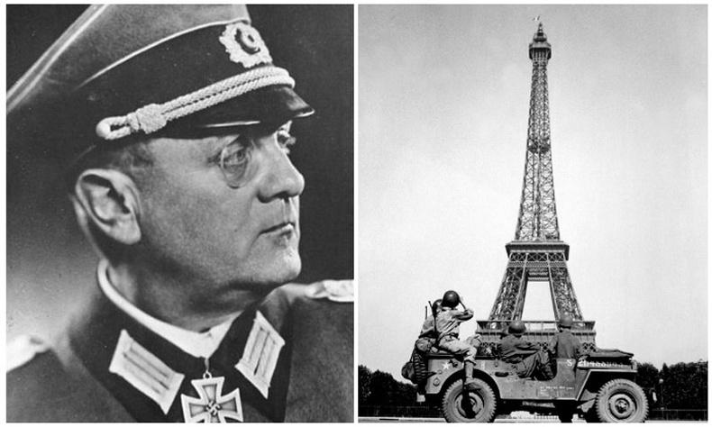 Эйфеллийн цамхагийг Гитлерээс аварсан эр