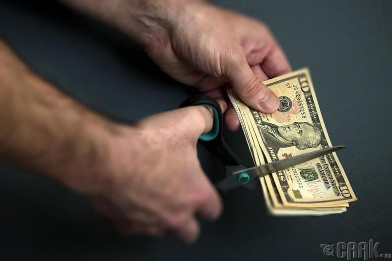 Мөнгөнд үрэлгэн ханддаг