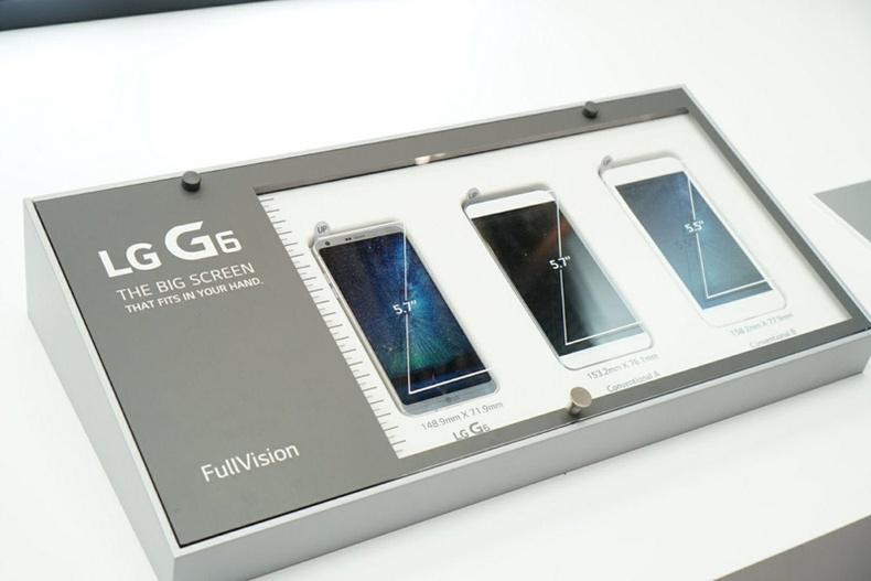 """Шинэ загварын """"FullVision"""" дэлгэцтэй """"LG G6"""" ухаалаг гар утас таны амжилтын үндэс"""
