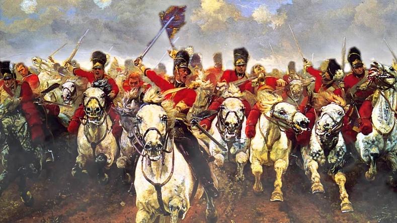 Хөнгөн морин цэргийн давшилт - 1854 он