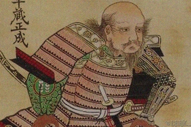 Хаттори Ханзо (Hattori Hanzo) - Ер бусын нинжа