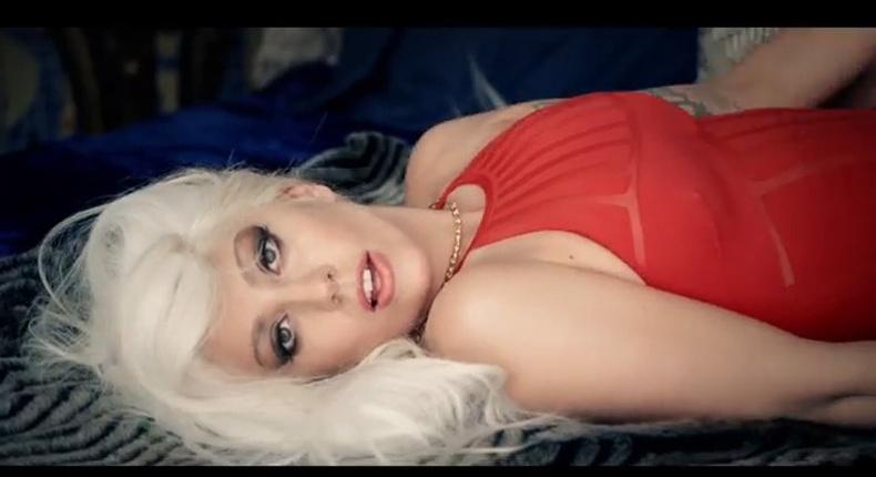 Lady Gaga-ийн шинэ клип