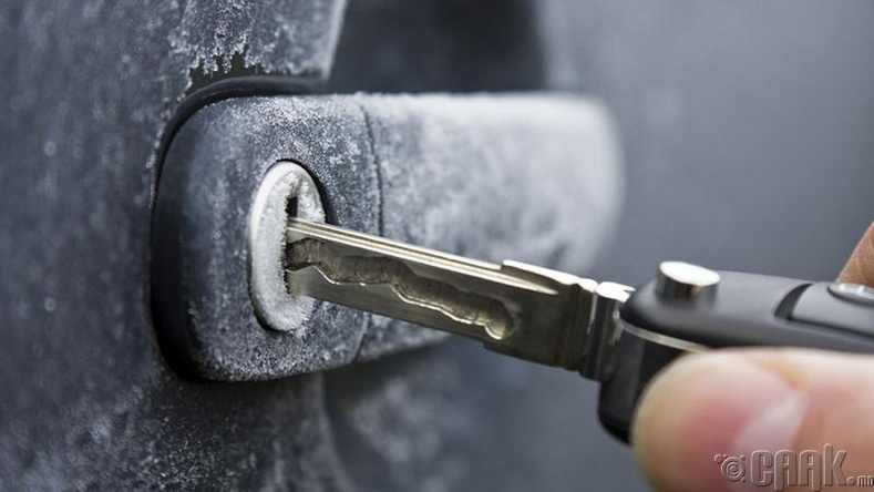 Түлхүүр гэсгээх