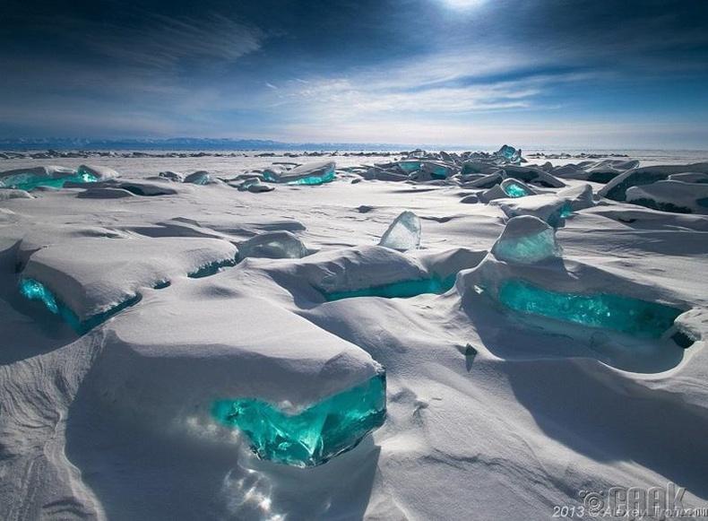 Орос бол үлгэрийн юм шиг байгальтай газар