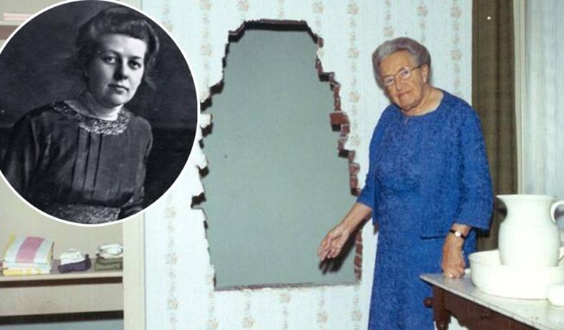 Дайны үед 800 еврей хүнийг гэртээ нууж аварсан Нидерланд эмэгтэйн түүх