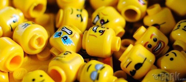 Лего тоглоомны нүх