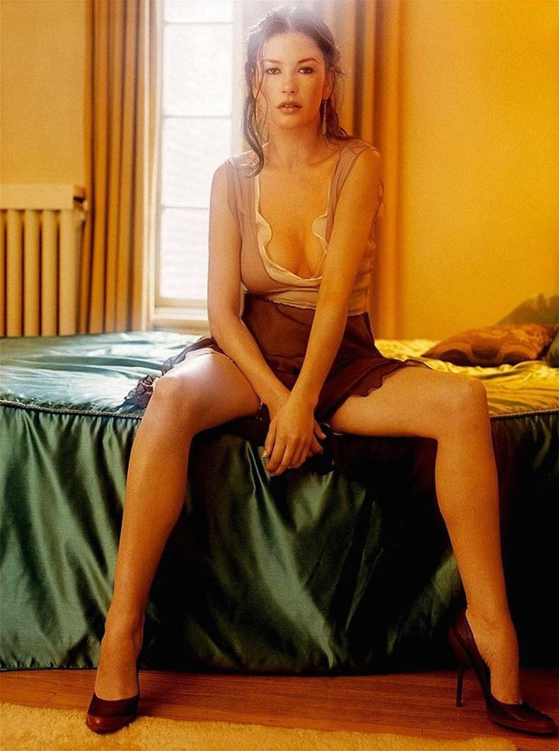 Жүжигчин Кэтрин Зета-Жонс