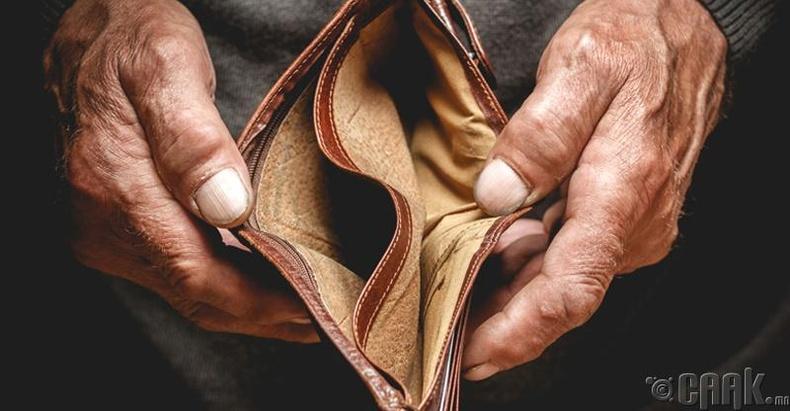 Санхүүгийн асуудлаас болж амиа хорлодог