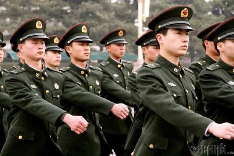 Цэрэг армийн асуудал