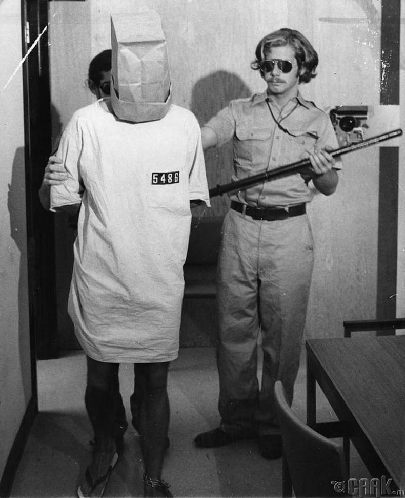 Стэйнфордын шоронгийн туршилт (1971)