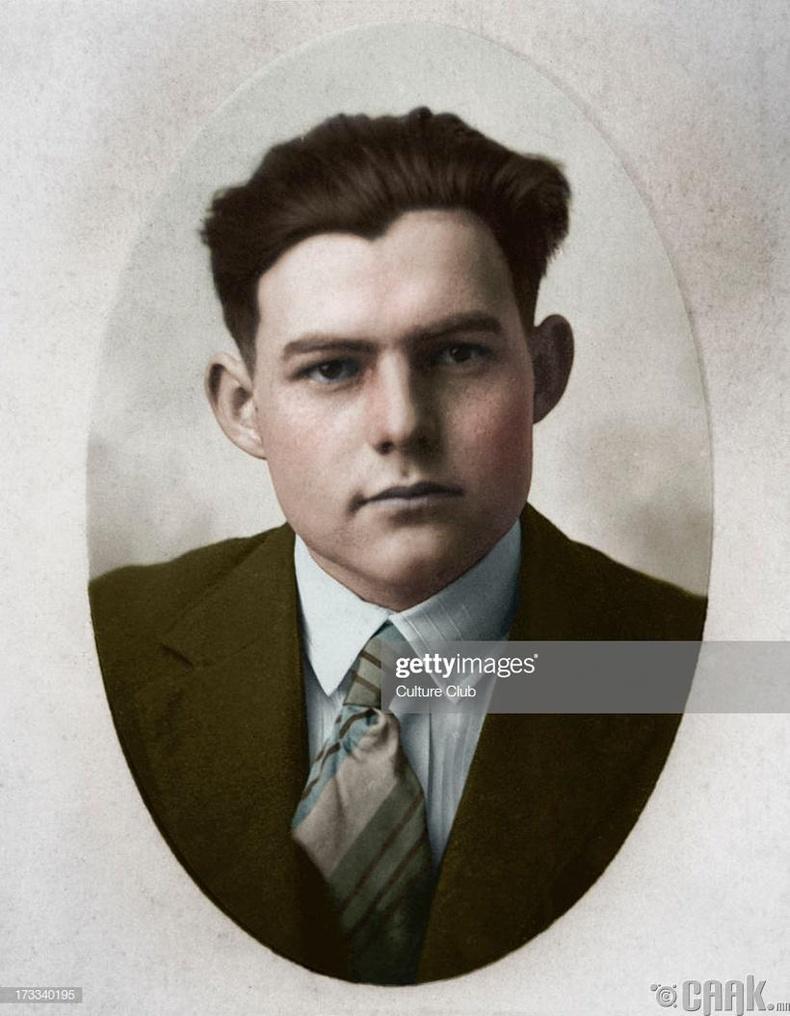 Эрнест Хэмингуэй (Ernest Hemingway)