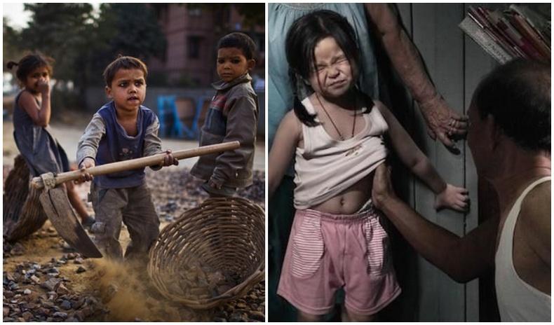Хүүхдүүдийг хүчирхийлж, боолын хөдөлмөр хийлгэж буйг нотлох аймшигтай баримтууд