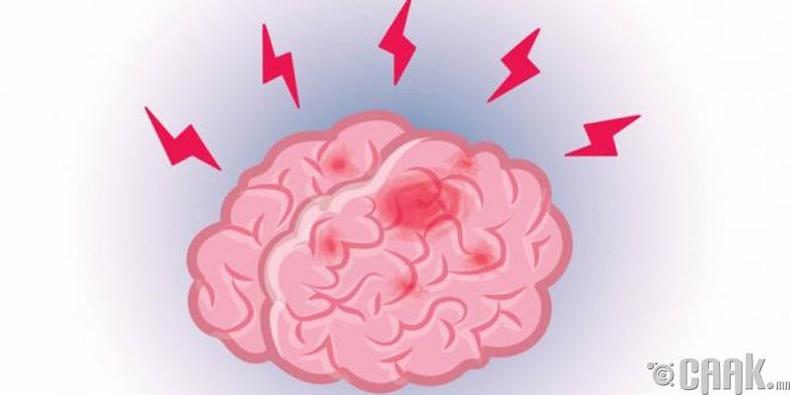 Тархи өвдөлтийг мэдэрдэггүй