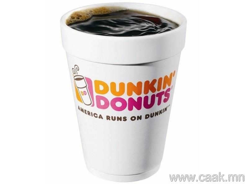 Dunkin Brands-ын эсрэг Фрагосо