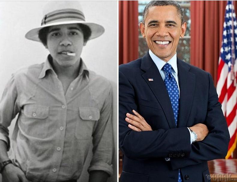 АНУ-ын 44 дэх Ерөнхийлөгч Барак Обама (Barack Obama)