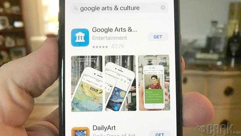 """""""Google Arts & Culture"""""""