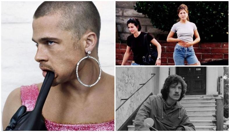 Алдартнуудын залуу насны ховор зургууд