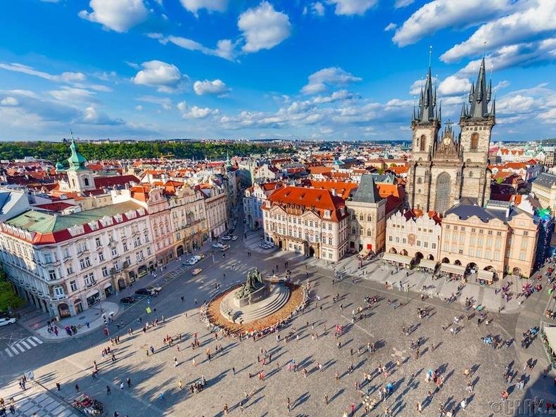Праг, Чех (Prague, Czech)