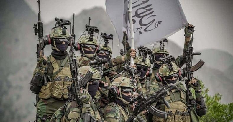 """Талибаны тусгай хүчин """"Badri-313"""" гэж юу вэ?"""