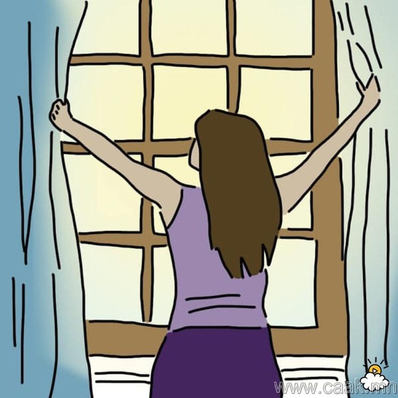 Байгалийн гэрлийг өрөөндөө оруулах