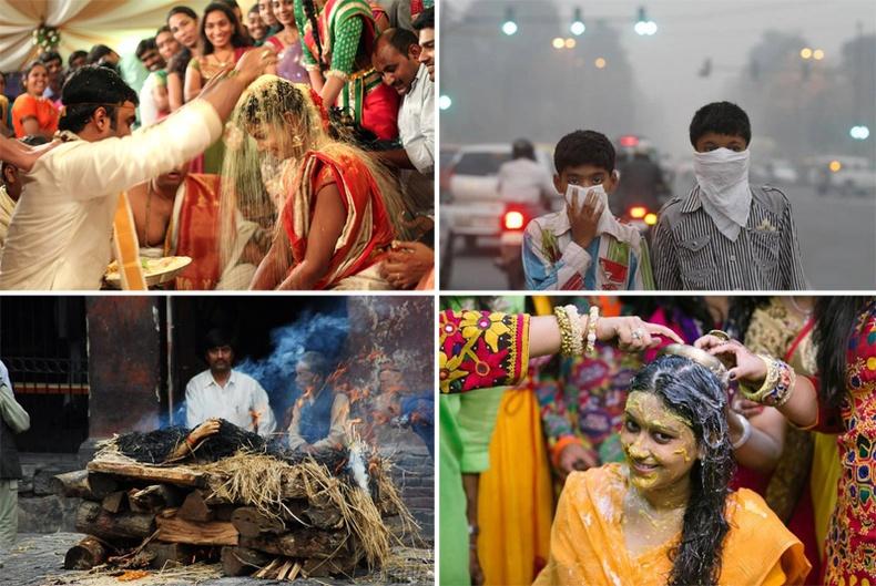 Энэтхэг улсын тухай сонирхолтой баримтууд