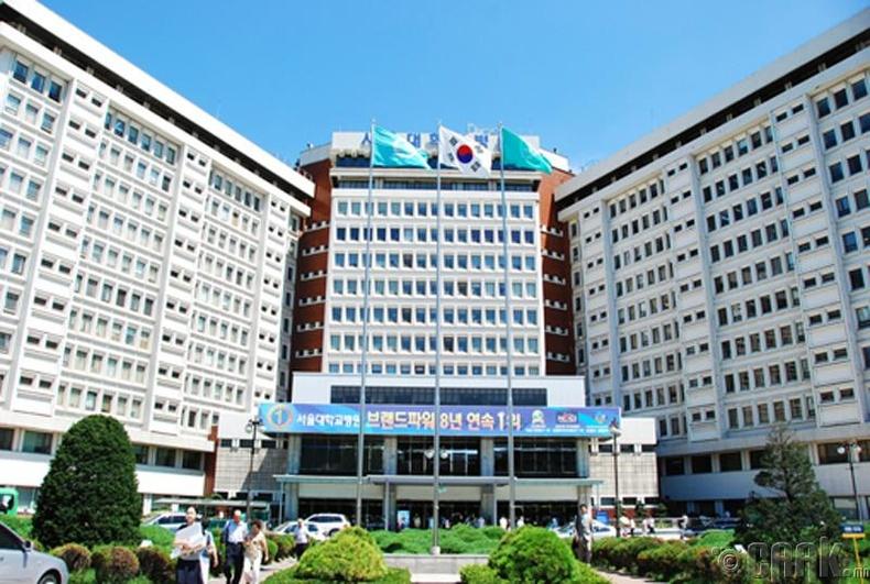 Сөүлийн Их Сургууль (Seoul National University)