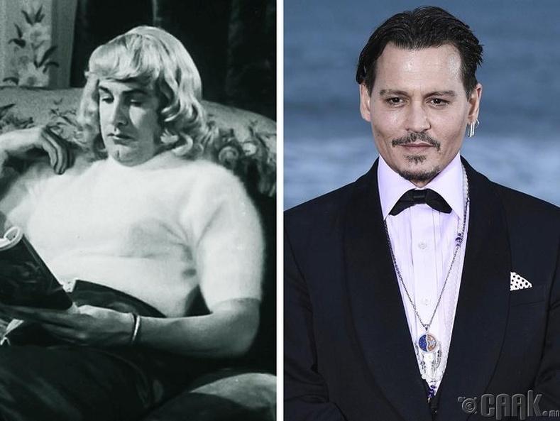 Жонни Депп (Johnny Depp)