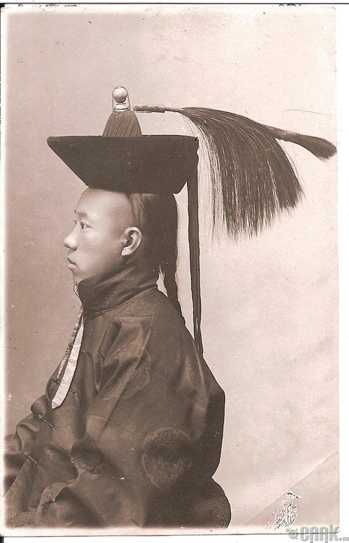 Говь түшээ гүн Лхамсүрэн ноён - 1925 он