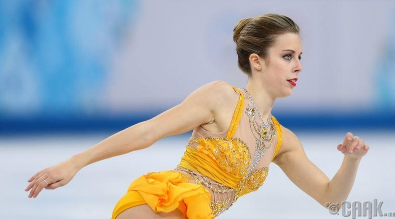 Эшли Вагнер (Ashley Wagner)