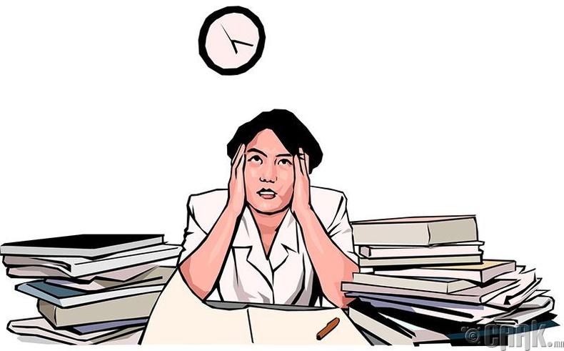 Стрессийн түвшин
