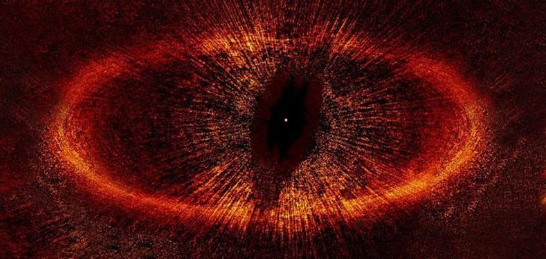 Сауроны нүд