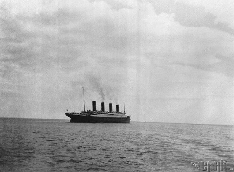 Титаник хөлгийн сүүлчийн зураг-1912 он