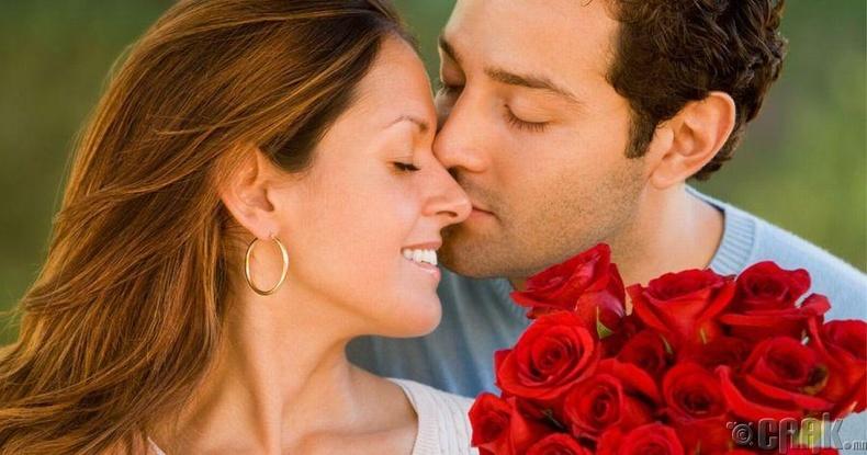 Эхнэртээ эсвэл урт хугацаагаар дотно харилцаатай байгаа бүсгүйд