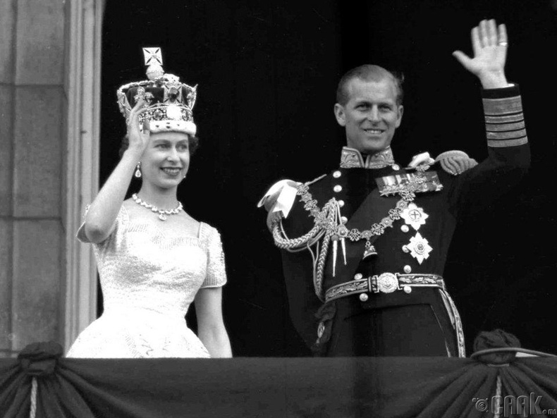 Хатан хаан Элизабет, Хунтайж Филипп