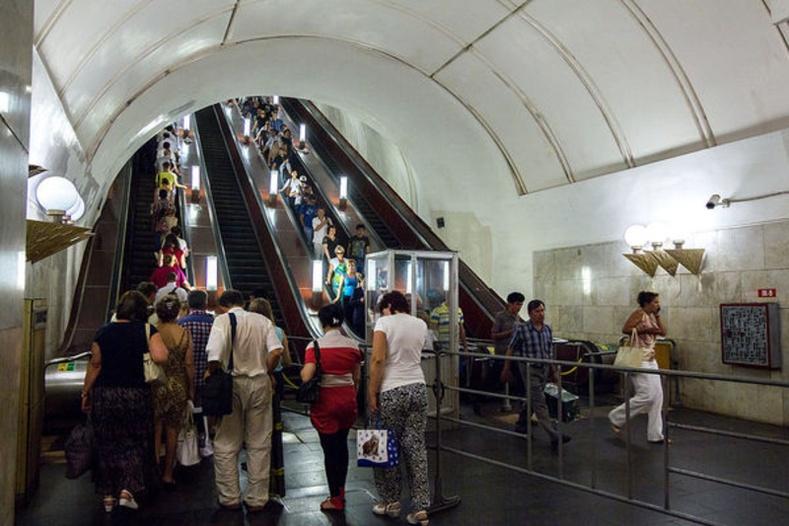 Москвагийн метронд гарсан хэрэг