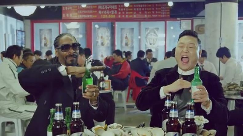 PSY, Snoop Dogg хоёрын хамтарсан бүтээл