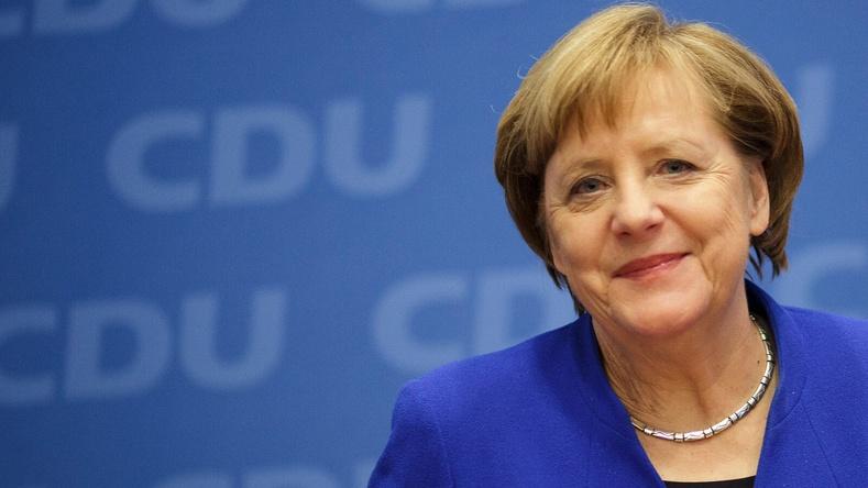 Ангела Меркель (Герман)