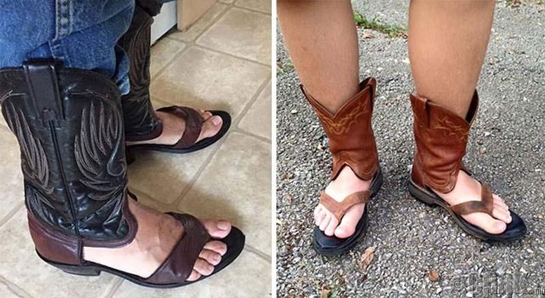 Ковбойн сандал