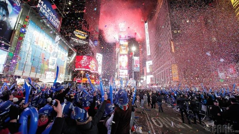 """""""Зул сарын баяр"""" - Нью-Йорк, АНУ"""
